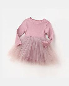 Pinkstardust Tutu Dress Pink