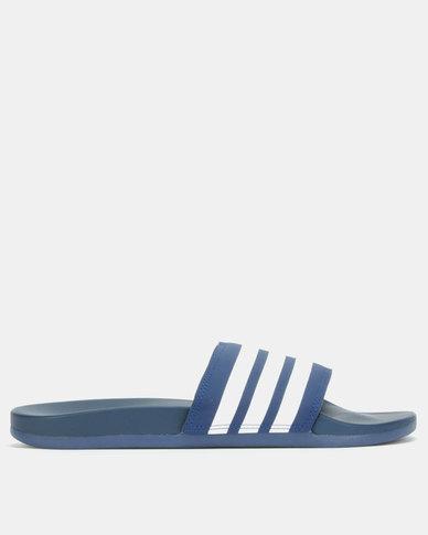 adidas Originals Adilette Comfort Slides Blue