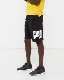 "Puma Sportstyle Core Rebel Shorts 9"" Puma Black"