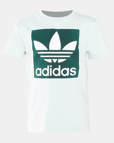 adidas Originals Boys Trefoil Tee Multi
