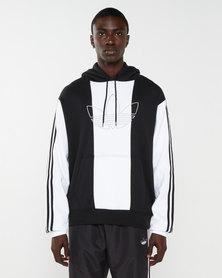 adidas Originals Off Court Trefoil Black
