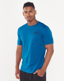 Under Armour Sportstyle LC Back Tee Multi