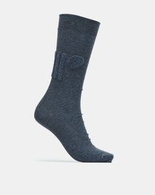 Jeep Bush Socks Navy