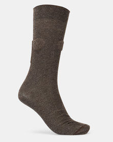 Jeep Bush Socks Khaki