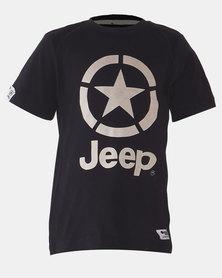 Jeep Crew Tee Black