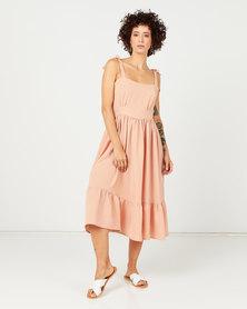 RusTiq Harper Dress Pink