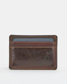 Polo Small Money Clip Brown
