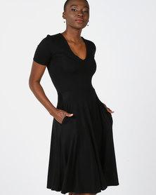 Nucleus Serendipity Summer Dress Black