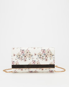 Call It Spring Edalenna Clutch White