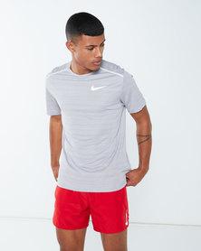 Nike Performance M NK DRY Miller Short Sleeve Top Multi