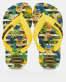 Havaianas Kids Minions Flip Flops Multi