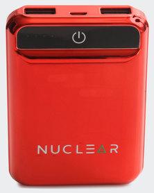 Nuclear 6000mAh Powerbank Red