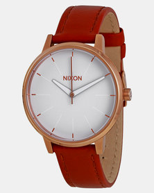 Nixon Clutch Watch All Gold / White