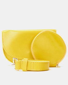 Blackcherry Bag One The Go Belt Bag Yellow