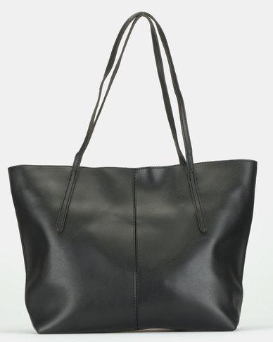 Blackcherry Bag Everyday Shopper Bag Black