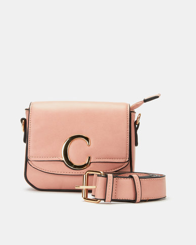 Blackcherry Bag Petite Belt Bag Dusky Pink