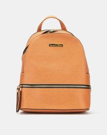 Blackcherry Bag Minimal Backpack Tan