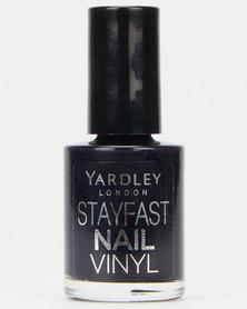 Yardley Moody Blue Stayfast Nail Vinyl