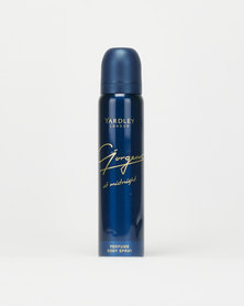 Yardley Gorgeous At Midnight Body Spray 90ml
