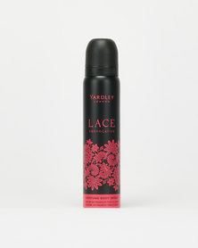 Yardley Lace Provocative Body Spray 90ml