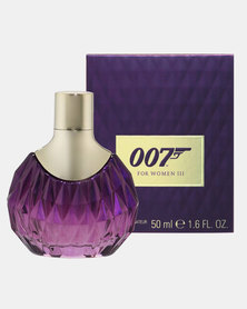 James Bond 007 For Women III EDP 50ml