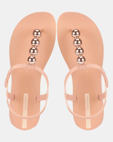Ipanema Class Glam II Fem Sandals Pink Rose