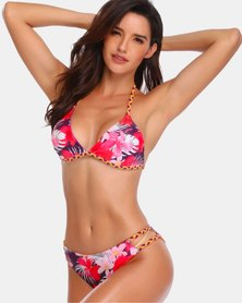 Iconix Reversible Two-Piece Bikini