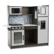 Melissa and Doug Chefs Kitchen Charcoal Grey