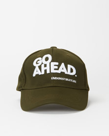 Tom_Tom Go Ahead Cap Olive