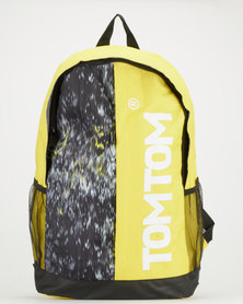 Tom_Tom Blocked Backpack Yellow