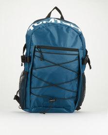 Tom_Tom Detailed Fashion Backpack Blue