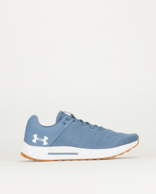 Under Armour Micro G Pursuit Trainers Blue