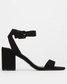 Steve Madden Malia Heels Black