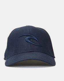 Rip Curl Tepan Curve Peak Cap Navy