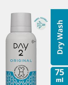 DAY2 Dry Wash Spray Travel Original  75ml