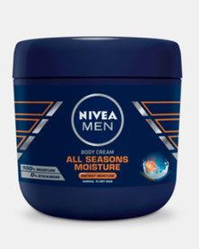 Nivea Men Body All Seasons Moisture Cream - 400ml