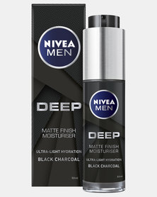 Nivea Men Deep Face Moisturiser 50ml