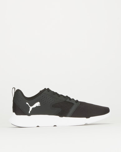Puma Performance INTERFLEX Modern Sneakers Puma Black-Puma White