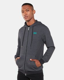 ASICSTIGER AHQ At FT FZ HD Hoodie Black