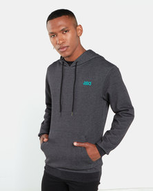 ASICSTIGER AHQ At Ft PO HD Hoodie Black