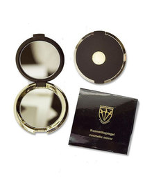Kellermann 3 Swords Cosmetic Mirror in Black Gift box