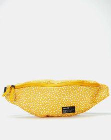 Hurley Solid Scout Hip Pack Waistpack Yellow