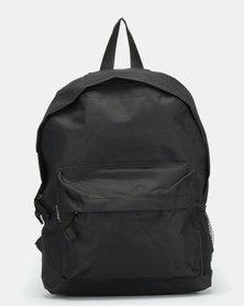 Playground Hurdles Backpack Black