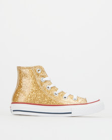 Converse Chuck Taylor All Star High GOld