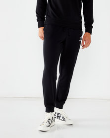 Converse Star Chevron Joggers Black