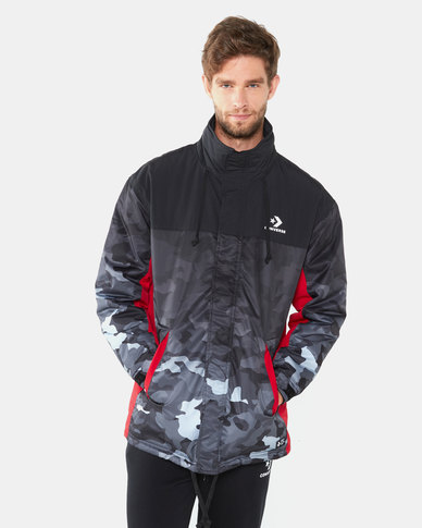 Converse Insulated Field Jacket Black