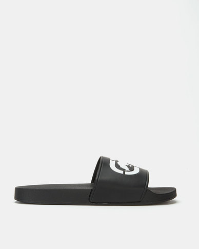 Ecko Unltd Pool Slides Black