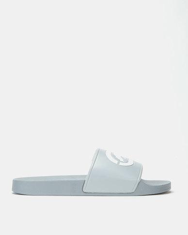 ECKÓ Unltd Pool Slides Grey