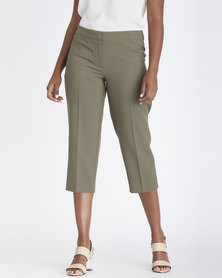 Contempo Mechanical Capri Khaki