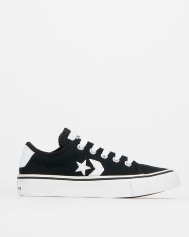 Converse Star Replay Sneakers Black